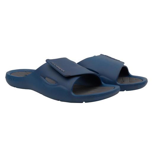 Fashy AquaFeel Herren-Badeschuhe Die Badeschuhe für Leistungssportler – und für Sie. Rutschhemmend auf nassen Untergründen. Antibakteriell gegen Fußpilz.