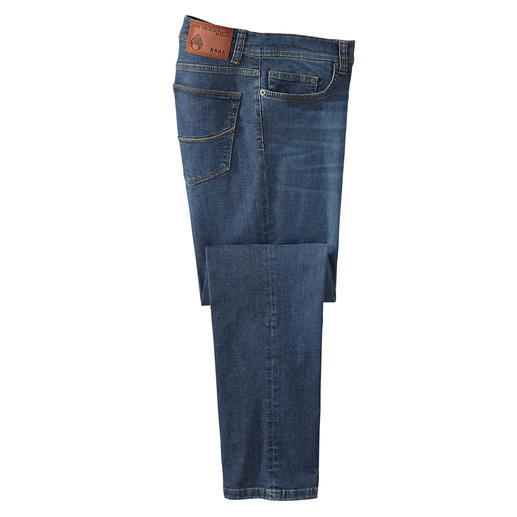 Brax Blue-Planet-Jeans - Die vielleicht grünste Blue Jeans der Welt.