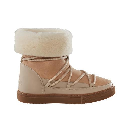 Inuikii Lammfell-Slimline-Boots