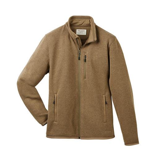 Filson Polartech®-Stricklumber Der vielseitige Lumber von Outwear- und Workwear-Spezialist Filson/USA.