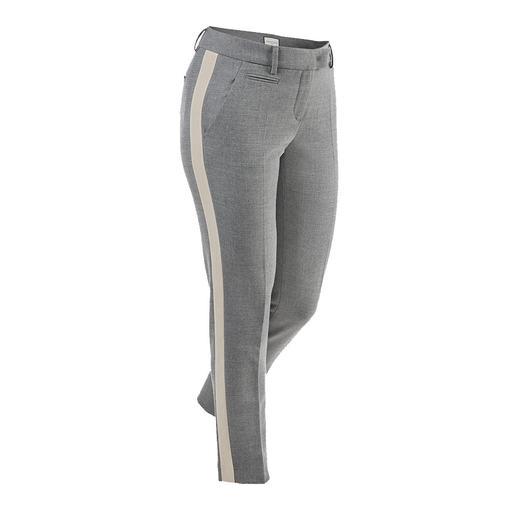 Seductive Blended Wool Hose Galonstreifen Weich und kratzfrei. Bequem elastisch. Strapazierfähig. Und maschinenwaschbar.
