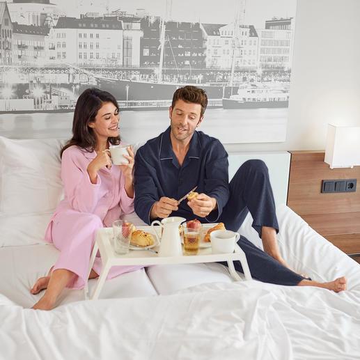 NOVILA Flanell-Pyjama, Herren