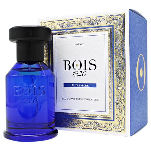 Bois 1920 Oltremare, Eau de Parfum Unvergleichlich frisch, vibrierend, beschwingt: Oltremare duftet wie ein Urlaub am Mittelmeer.