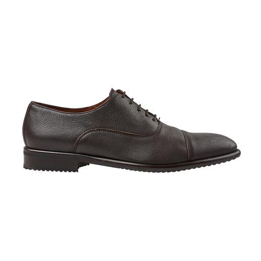 Lottusse Hirschleder-Oxford Einen flexibleren und komfortableren Business-Schuh werden Sie kaum finden.