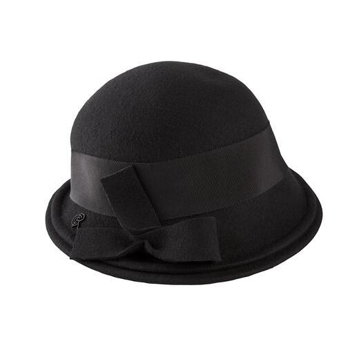 So elegant kann ein wetterfester Hut sein. So elegant kann ein wetterfester Hut sein.