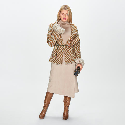 new product 1332b a6561 Luxuriöse Damenpullover führender Designer