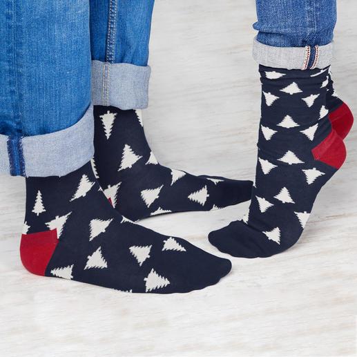 Dilly Socks Weihnachts-Socken Socken verschenken? Na ja. Ausnahme: die Motiv-Socken von Dilly Socks.