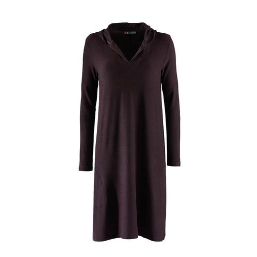 Casual Jersey-Kleid - Bequem wie ein Homesuit. Aber viel charmanter.