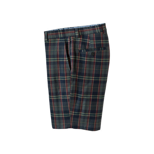 Brooks Brothers Madras-Shorts Original Madras-Shorts – in Indien noch traditionell von Hand gewebt.