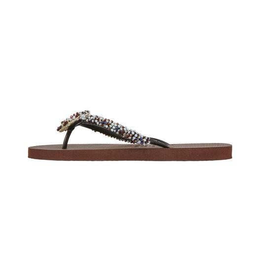 Uzurii Deluxe-Zehensteg-Sandale