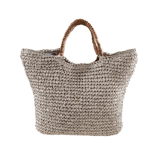 Paper-Bag, Grau