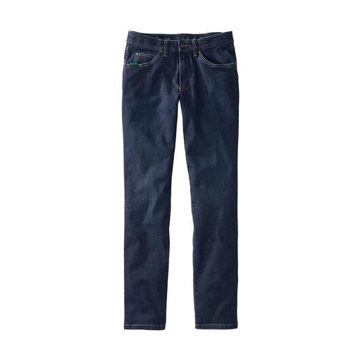 Viel strapazierfreudiger (und haltbarer) als herkömmliche Jeans. Aber genauso bequem. Viel strapazierfreudiger (und haltbarer) als herkömmliche Jeans. Aber genauso bequem.
