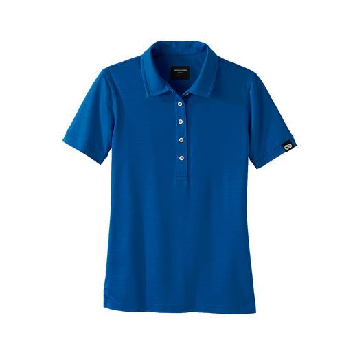 Reda Rewoolution Damen-Shorts oder -Poloshirt Merino-Wolle: Kratzfrei. Seidig. Und mit allen Vorteilen, die Sie von High-Performance- Stoffen erwarten.