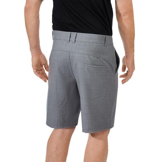 Shorts, Grau