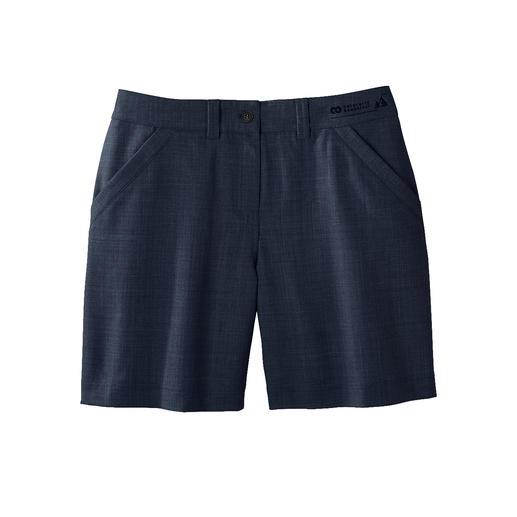 Shorts, Blau
