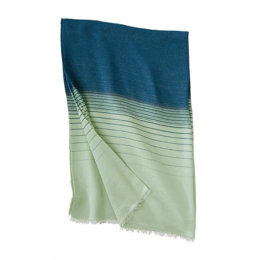 Abstract Bouclé-Strandtuch Weich liegen ohne schwer zu schleppen.