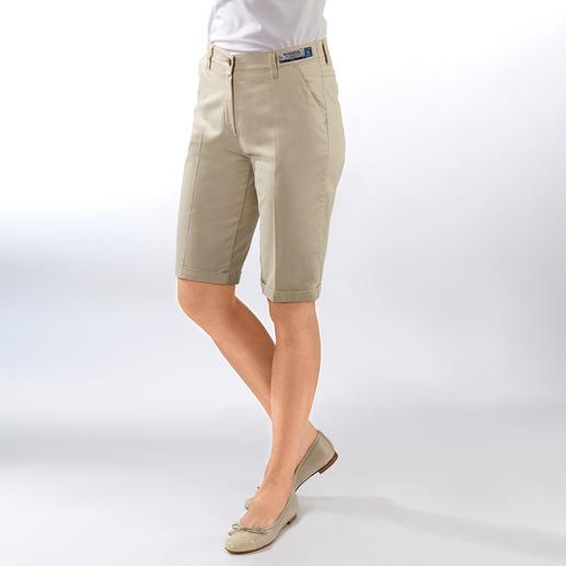 Ihre wohl bequemste Hose: Die Zauberbund-Hose von RAPHAELA-BY-BRAX. Nicht sichtbare Bundweiten-Reserve plus Power-Stretch- Effekt.