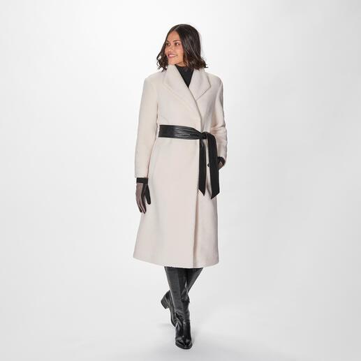 Pinko Eleganter Teddy-Mantel - Der couturige unter den Teddy-Coats. (Aber ohne Couture-Preis.) Von Pinko.