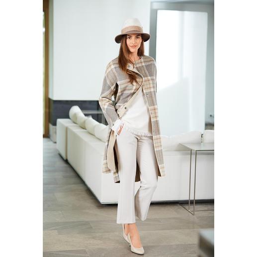 Seductive Blended Wool Hose