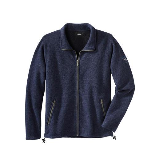 Herren-Tencel™-Walkjacke Ihre wohl bequemste Outdoor-Jacke: Absolut wetterfest. Und doch aus reiner Naturfaser.