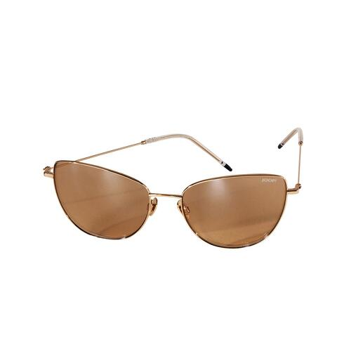 JOOP! Cat-Eye-Sonnenbrille gold Das glanzvolle It-Piece im angesagten Cat-Eye-Look. Von JOOP!