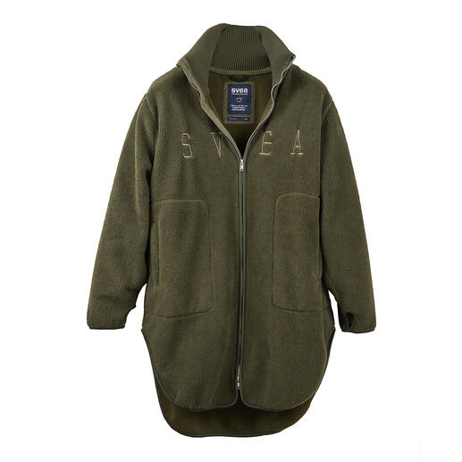Die Teddy-Fleece-Jacken von Svea, Schweden: gewohnt flauschig - aber außergewöhnlich stylish. Moderne Schnitte. Aktuelle Farben. Für Damen und Herren.
