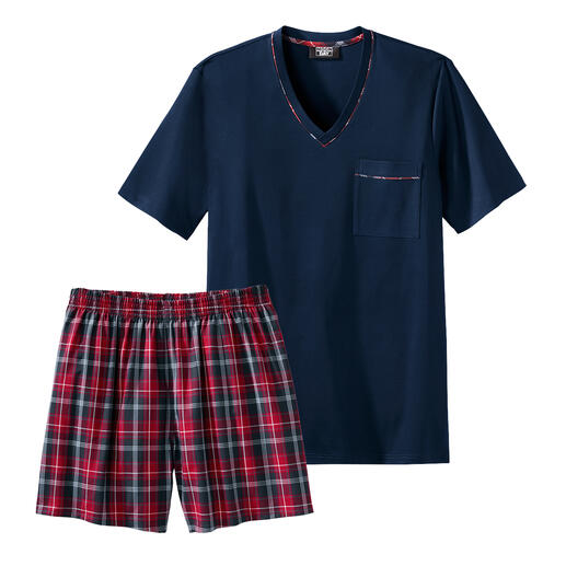 Der Lieblings-Pyjama zum kleinen Preis. Ihr Lieblings-Pyjama zum kleinen Preis.