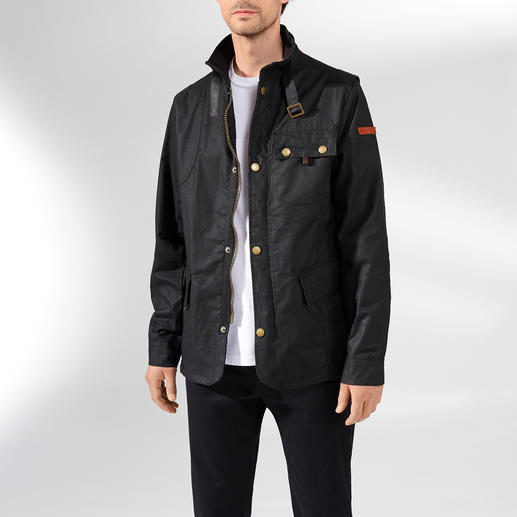 Peregrine Cotton-Wax-Jacke