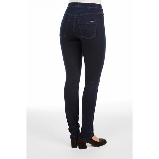 Blue Denim Jeggings