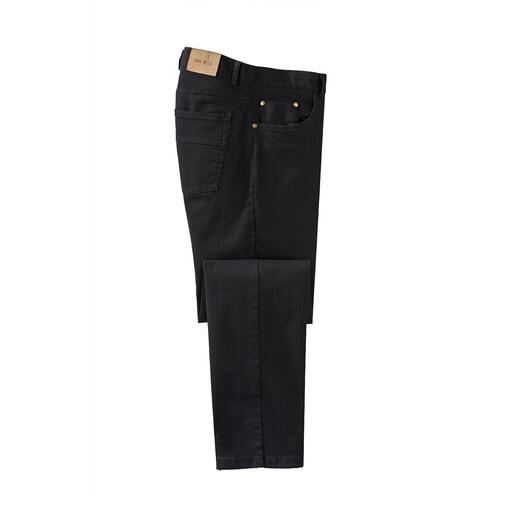 Perma-Black-Jeans Endlich eine wirklich farbbeständige Jeans.