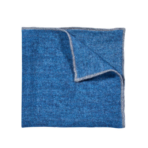 Pellens & Loick Kaschmir-Einstecktuch Ihr wohl lässigstes ( und vielleicht edelstes) Einstecktuch ist aus feinstem Kaschmir. Die stilvolle Ergänzung zu entspannter Freizeit-Mode.