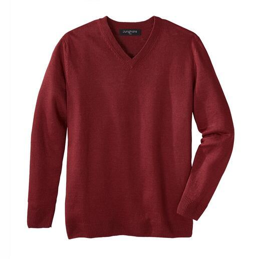 Ihr sommerleichter Basic-Pullover – eine Rarität aus reinem Leinen. Ihr sommerleichter Basic-Pullover – eine Rarität aus reinem Leinen.
