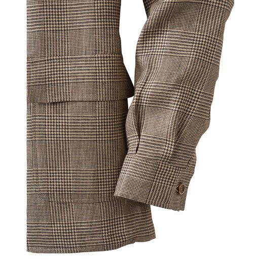 Teba Linen Jacket