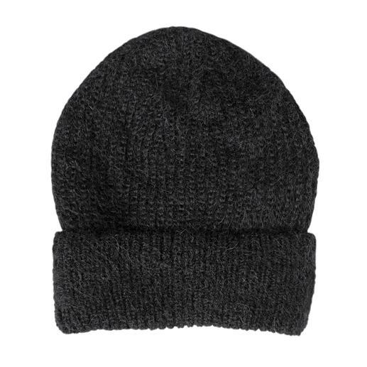 Mütze, Schwarz