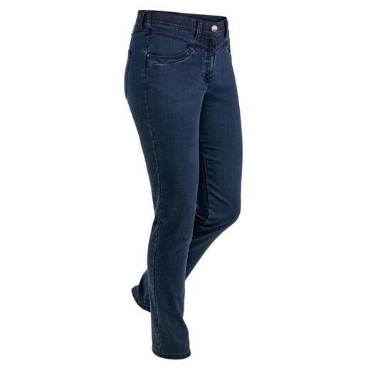 Die Jeans für den Winter - wärmend aber dennoch angenehm leicht. Thermolite® lässt Sie niemals frieren. Und hält Ihre Haut stets angenehm trocken.