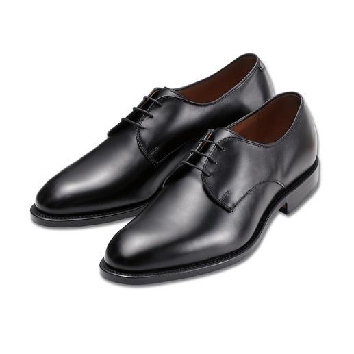 Allen Edmonds Schuhe Rundum rahmengenäht. Kompromisslose Qualität, die Sie auf Jahre begleitet.