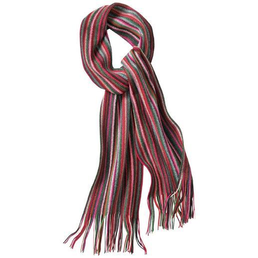 10-Farben-Schal Modischer Schal in 10 Farben, die zu allem passen.