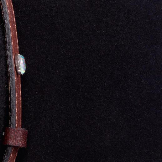 Akubra-Hut Der original Akubra – mit feinem Känguru-Lederband und Opal-Triplette.