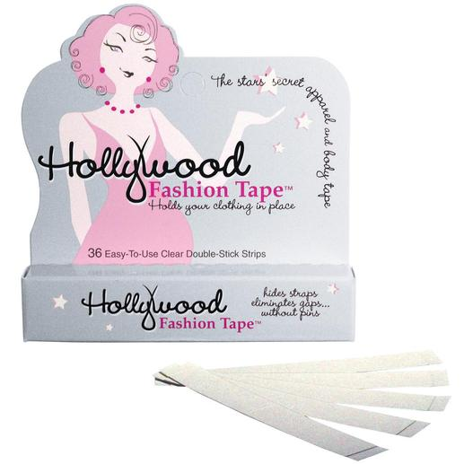 Hollywood Fashion Tape® Original, 36 Streifen Hollywood Fashion Tape®: Das Geheimnis für ein perfekt sitzendes Outfit.