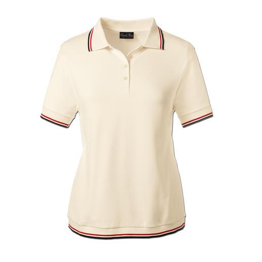 Pima-Pikee-Polo für Damen und Herren Aus handgepflückter (!) peruanischer Pima-Cotton. Wertvoll wie die besten Polos der Welt.