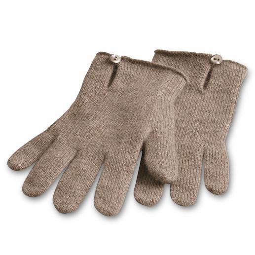 Beige-meliert, Handschuhe