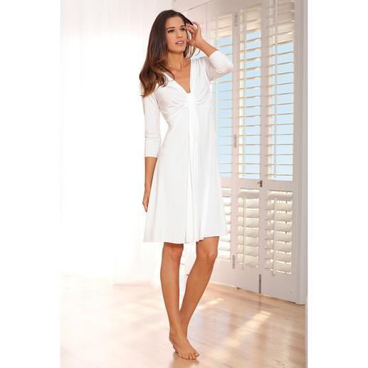 MicroModal® Couture-Nachthemd Couture-Chic für die Nacht. Das Nachthemd aus seidenweichem, dauerhaft schönem MicroModal®.
