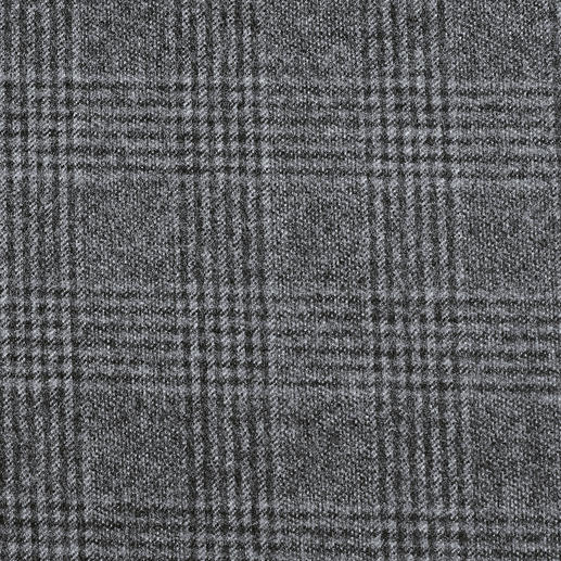 Waschbare Glencheckhose Die Glencheckhose aus kaschmirweicher Mikrofaser: absolut kratzfrei und maschinenwaschbar.