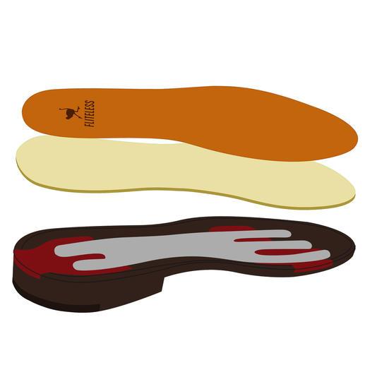 Fliteless Business Comfort Oxford-Schuh