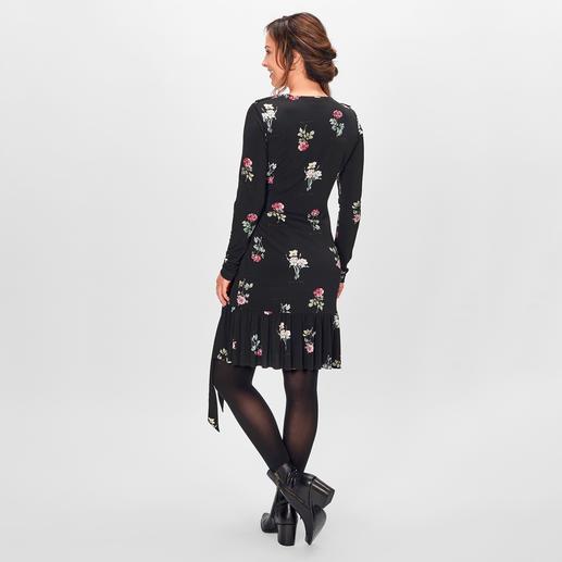 Liu Jo Flower-Dress Selten ist ein hochmodisches Kleid so unkompliziert.