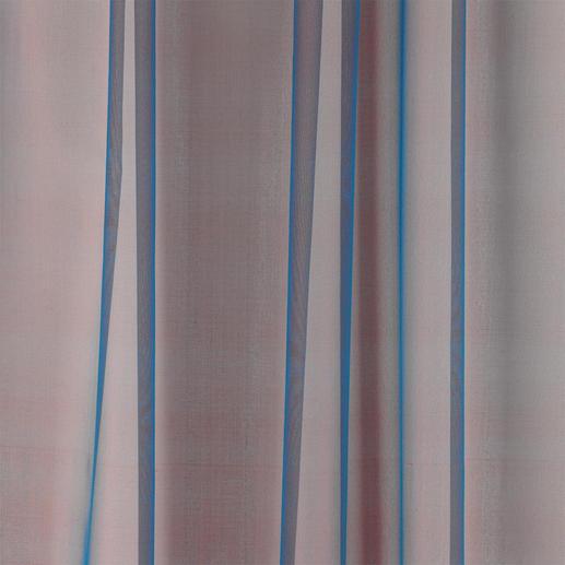 Store Silk - 1 Stück Selten: Ein Seidenstore ohne Futter.