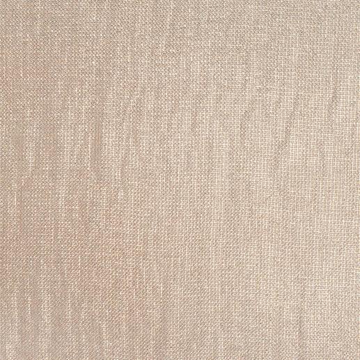 """Vorhang """"Fenix"""", 1 Vorhang Hightech und Natur in perfekter Harmonie: Angesagter Metallic-Look auf grobem Leinen."""