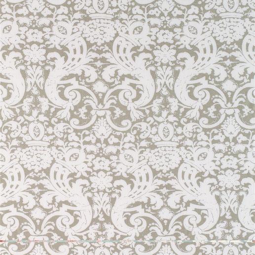 """Vorhang """"Lucido"""", 1 Vorhang Reines Leinen, aufwändig von Hand bedruckt."""