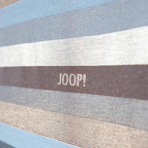Vorhang Belfort - 1 Stück Blickdichter Designer-Vorhang von JOOP! mit gewebten Multistripes in aktuellen Farben.