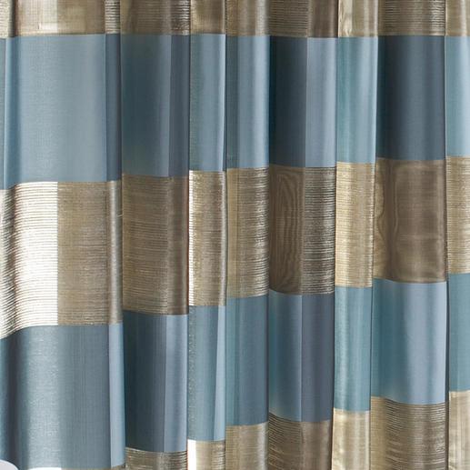 """Vorhang """"Carmaux"""", 1 Vorhang 4 Garne + 4 Webarten = 3D-Wirkung. Von Joop!"""